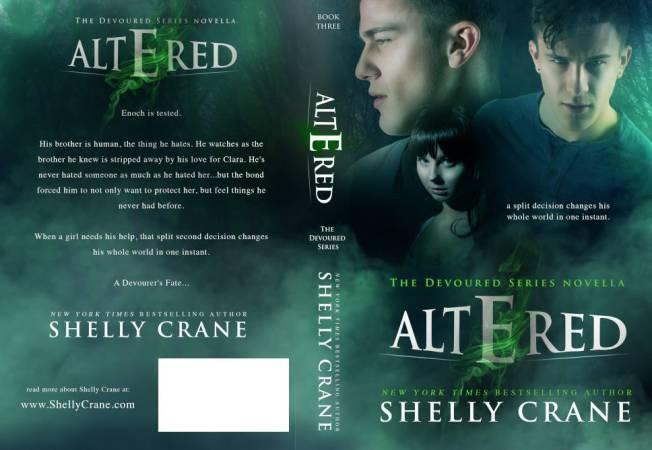 Altered paperback