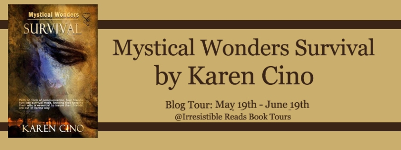 Banner - Mystical Wonders Survival by Karen Cino