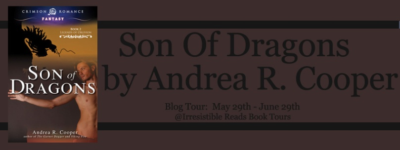 Banner - Son of Dragons by Andrea Cooper
