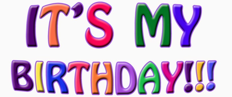 Its-my-bday