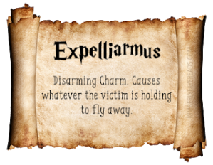 16 - Expelliarmus
