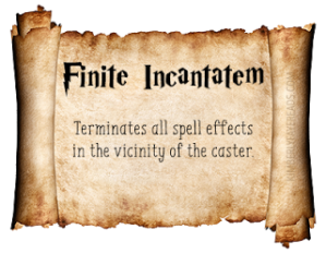20 - Finite Incantatem