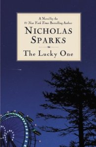 Audio Book Review: The Lucky One by Nicholas Sparks