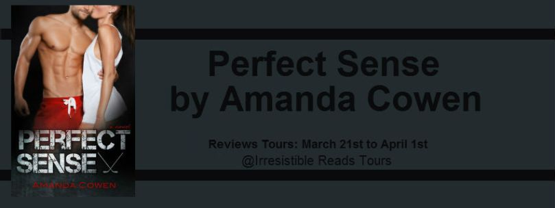 Banner - Perfect Sense by Amanda Cowen 1